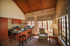 Spend quality time with your loved ones at the Lake View self-catering units