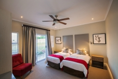 The Family Superior and Family Luxury Villas' bedrooms are spacious with modern design