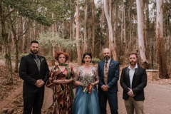 Paula and Darryl Fitzell Wedding